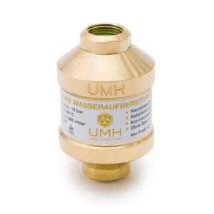 UMH-Pure Energetisierung 3/8″ vergoldet oder rhodiniert